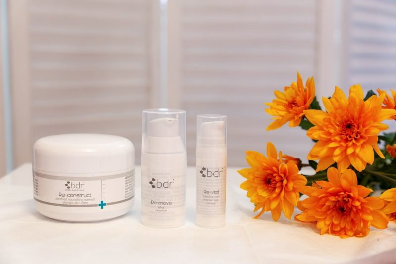 Hautpflege-Produkte bei SHR Hamburg